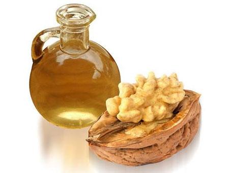 Propiedades del aceite de nuez