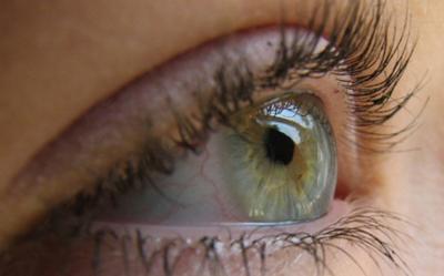Medicina herbal para la salud ocular