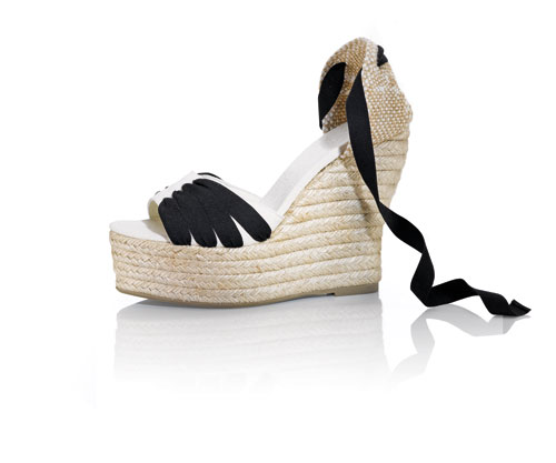 Tendencia de zapatos para esta primavera-verano 2011 de diseñadores de calzado español.