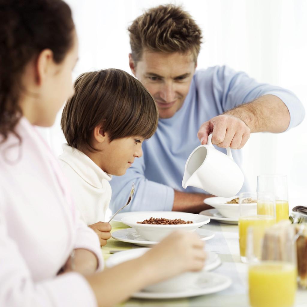 Opciones de desayuno rápidos y saludables