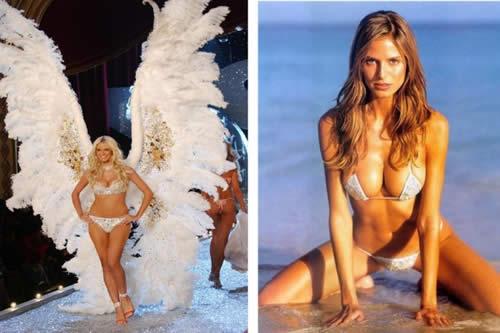 Las modelos de Victorias Secret las mas deseadas