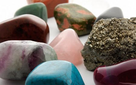 Piedras que curan