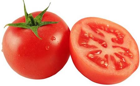 Propiedades del tomate rojo