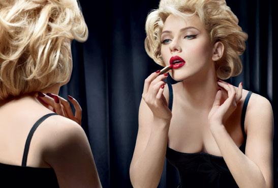 Pintalabios color rojo scarlet o escarlata otoño 2011: Dolce & Gabbana, Chanel, Guerlain y Lancôme se apuntan a la tendencia