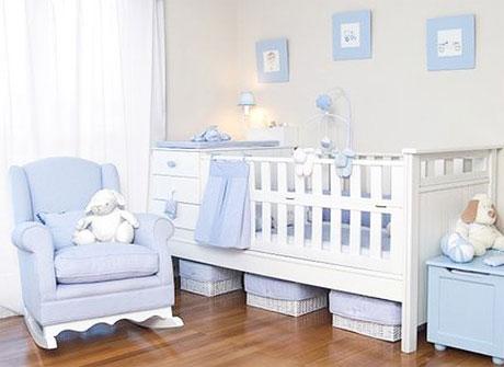 Feng shui en el dormitorio del beb buena salud for Iluminacion habitacion bebe