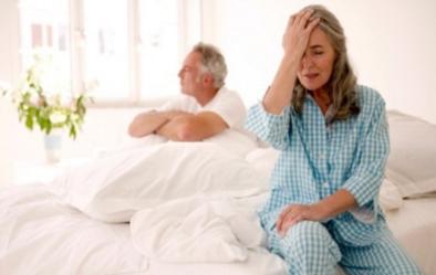 La menopausia y el sueño