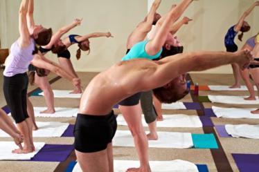 how to clean yoga mat after bikram