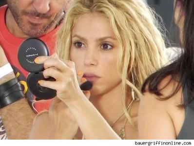 Maquillaje Shakira