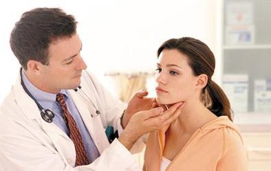 Síntomas de la tiroides