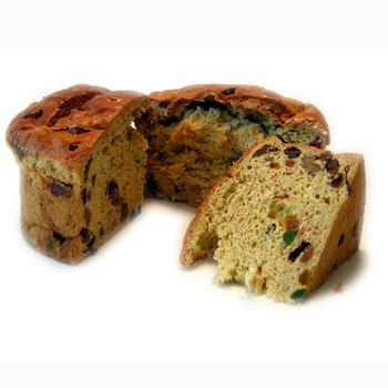 Receta para celíacos: pan de pascua sin gluten