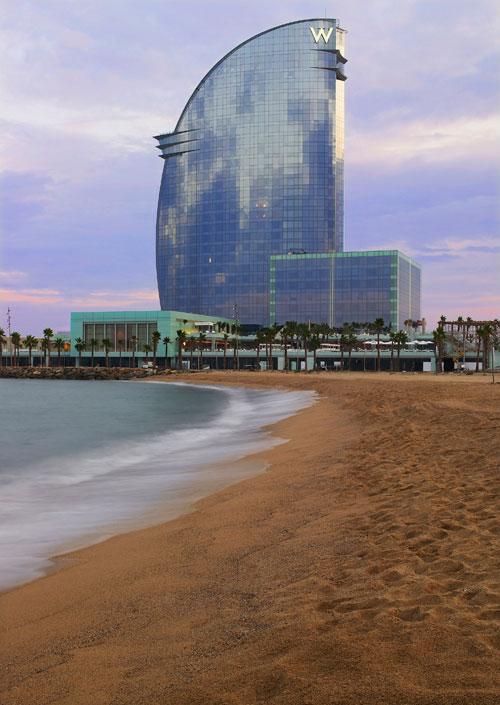 Bliss spa el spa urbano m s cool del hotel w de barcelona for Spa hotel w barcelona
