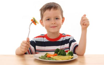 Cómo lograr que los chicos coman más verduras