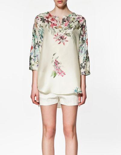 Moda Zara 2012