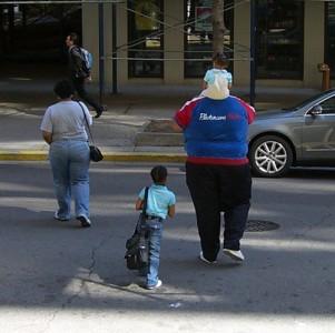 Indice de masa corporal: obesidad y sobrepeso