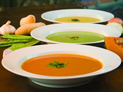 Sopas, cremas, platos de invierno, recetas calientes