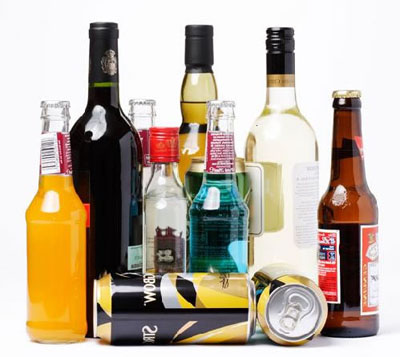 Alcoholimos y alimentacion