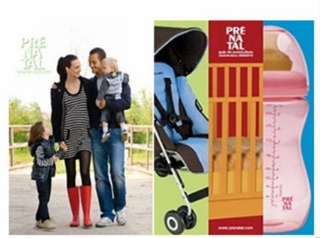 Catálogo prenatal primavera verano 2012, moda infantil prenatal