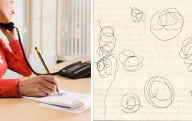 Dibujar garabatos mejora la memoria