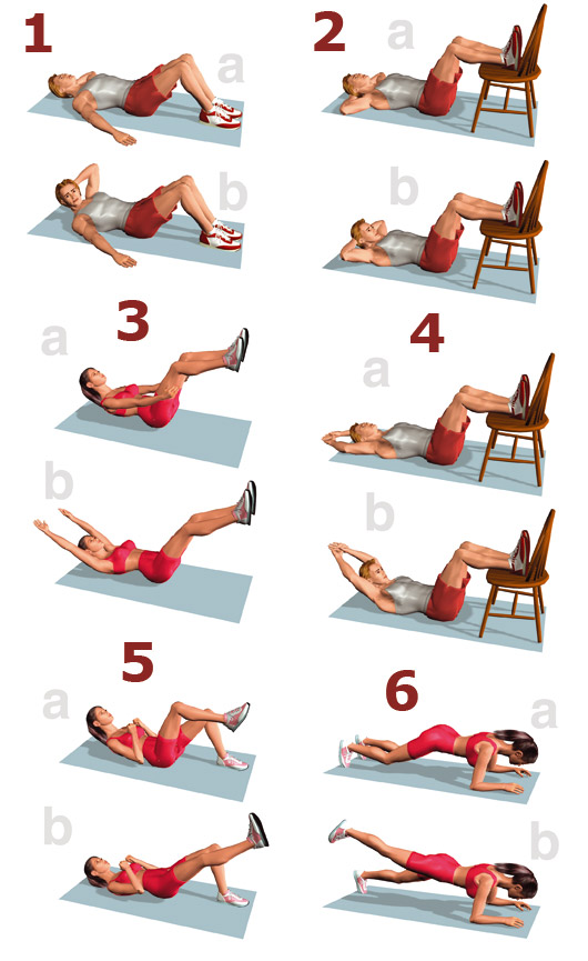 Como adelgazar cintura y abdomen