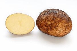 Mascarilla de patata para la piel grasa