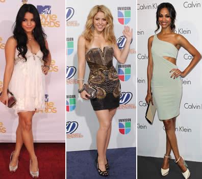 La ropa que una mujer debe llevar para lucir más alta
