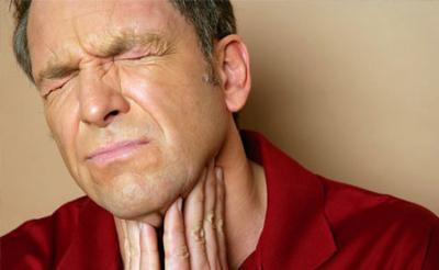 Molestias en la garganta