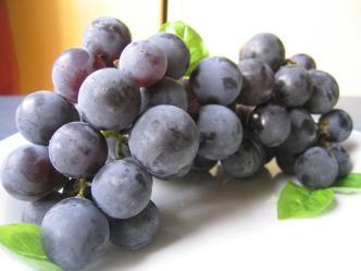 Sorprendentes beneficios de la uva Concord