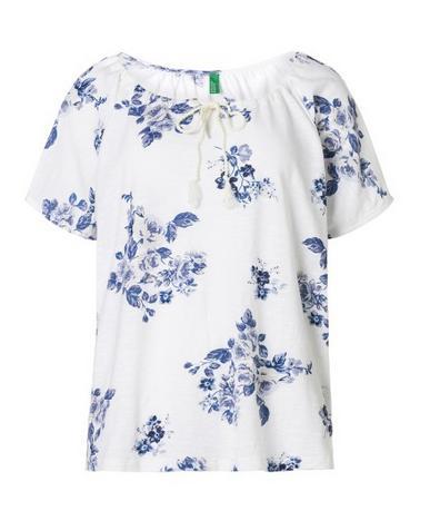 catalogo-benetton-premama-primavera-verano-2014-camiseta-flores