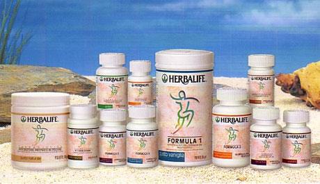 Beneficios de los productos Herbalife