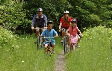 Andar en bicicleta con seguridad