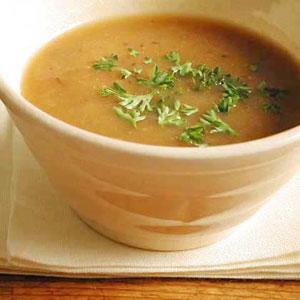 Dieta de la sopa de cebolla