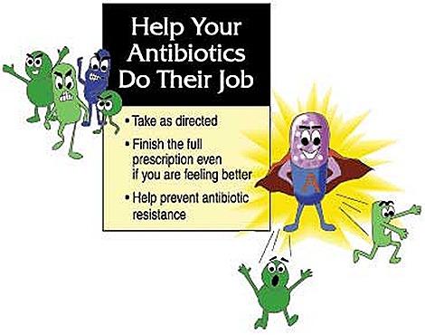 Resistencia antibioticos | investigaciones