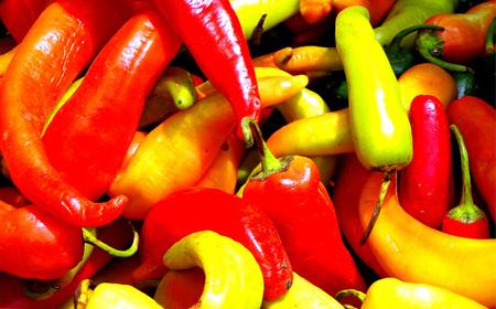 Propiedades del chile jalapeño