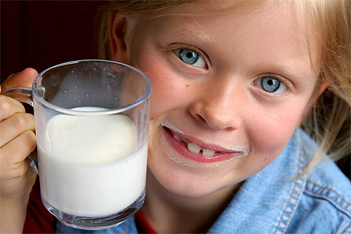 Dieta sin lactosa para ninos