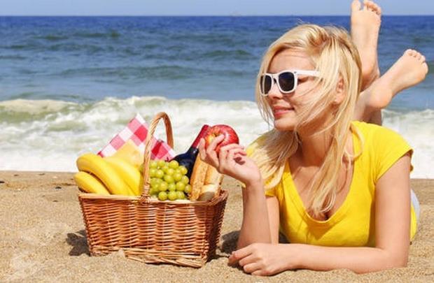 en verano cuida tu dieta