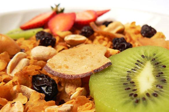 Estrenimiento alimentos laxantes