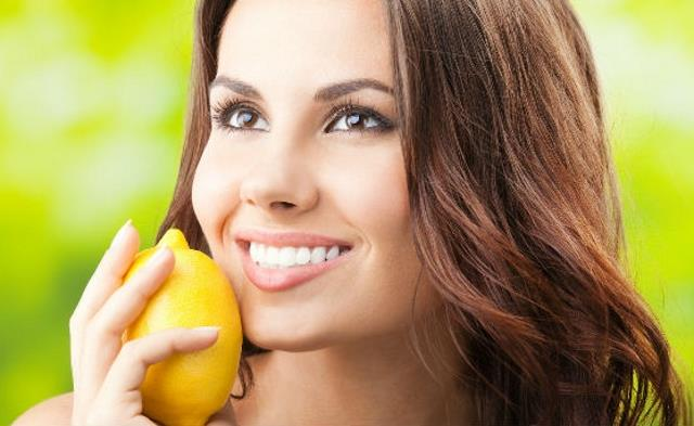 Mascarilla de limon para la piel de los senos