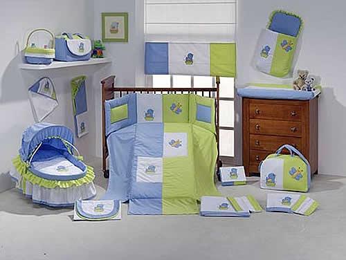 Feng shui en el dormitorio del beb buena salud for Dormitorios para ninas sencillos
