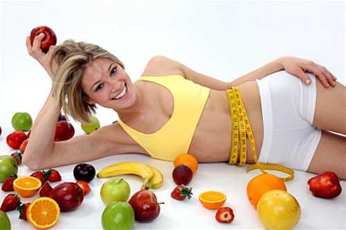 Dieta sana despues de las fiestas