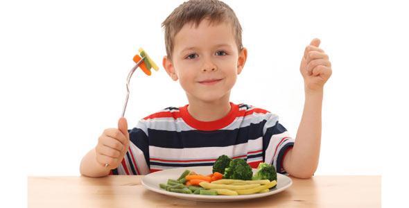 Nutricion infantil ninos con TDAH