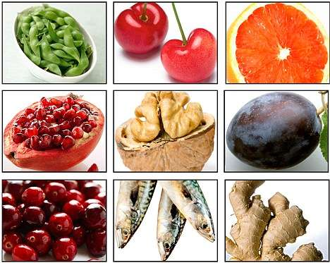 Dieta anti inflamacion