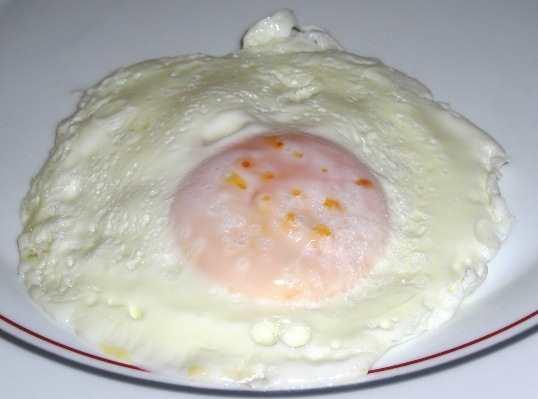 Recetas de huevos al microondas