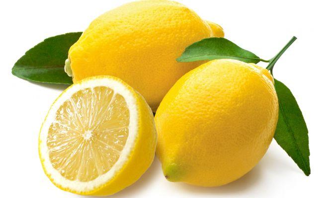Contraindicaciones del zumo de limon