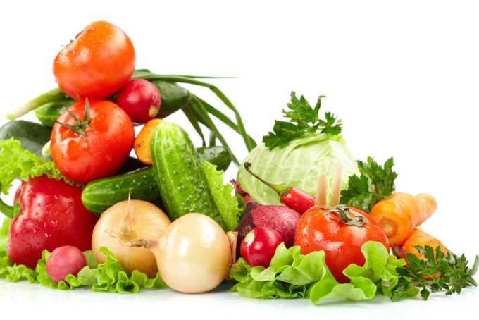 Verduras mas nutritivas