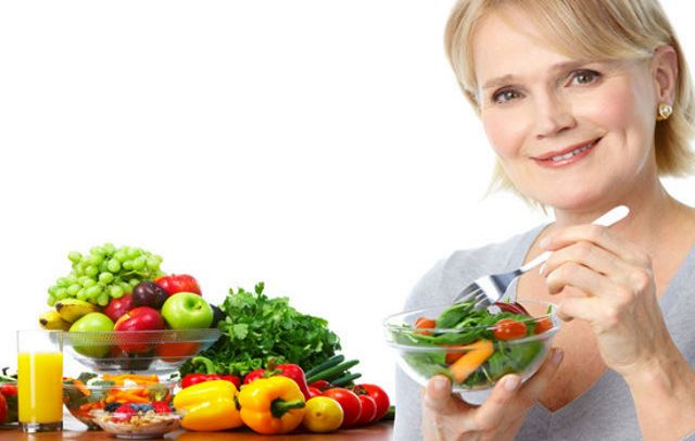 Alimentos que no pueden faltar en la menopausia
