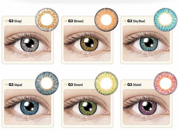 lentes de contacto cosmeticas