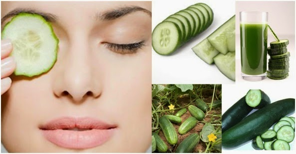 Usos medicinales del pepino