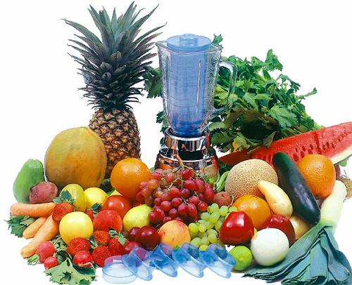 Zumos frescos y otros consejos para una mejor alimentacion
