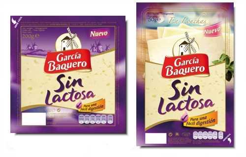 Quesos libres de lactosa
