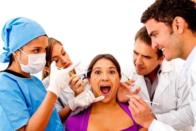 Turismo de bisturi operaciones de cirugia estetica
